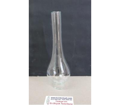 Gaz Lamba Camı 7 Numara Ağız Çapı 4 cm 1 Koli 28 Adet