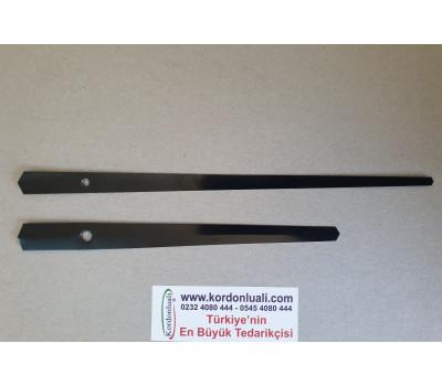 Akrep 16,5 cm Yelkovan 21,5 cm Metal Siyah 100 Adet