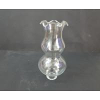 İdare Gaz Lamba Camı 3 No Ağız Çapı 3 cm 14 cm Yükseklik