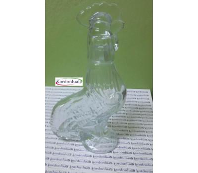 Cam Horoz Şişe 22 cm