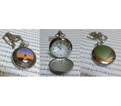 Köstekli Cep Saati Kız Kulesi